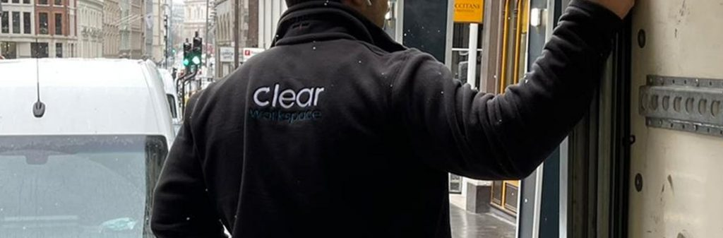 clear workspace